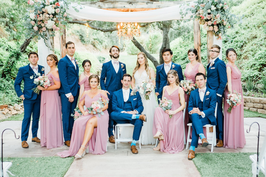 365 Los Willows Estate Fallbrook Wedding Photographer Kristine Marie Photography Calabrese XL