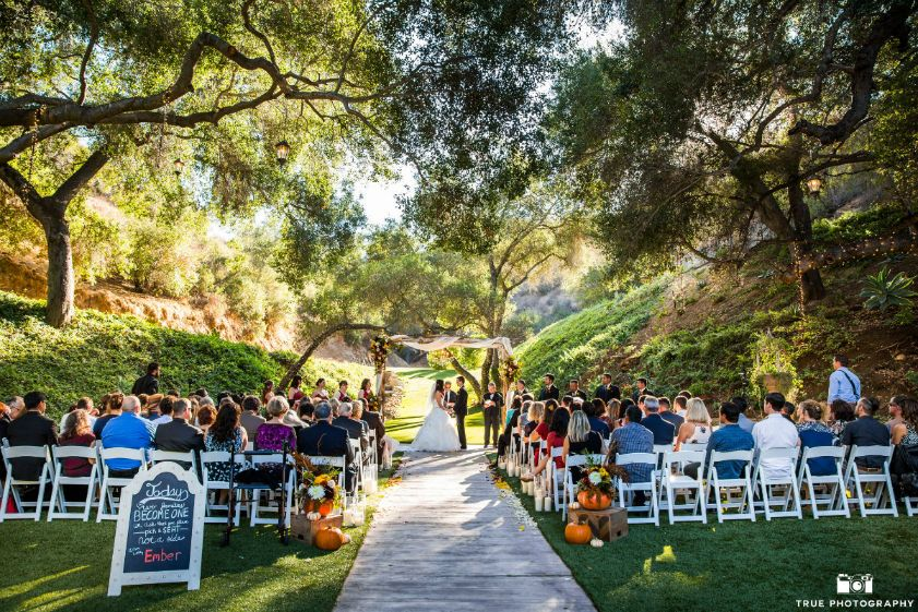 15 Los Willows Fallbrook Wedding Venues Southern California San Diego