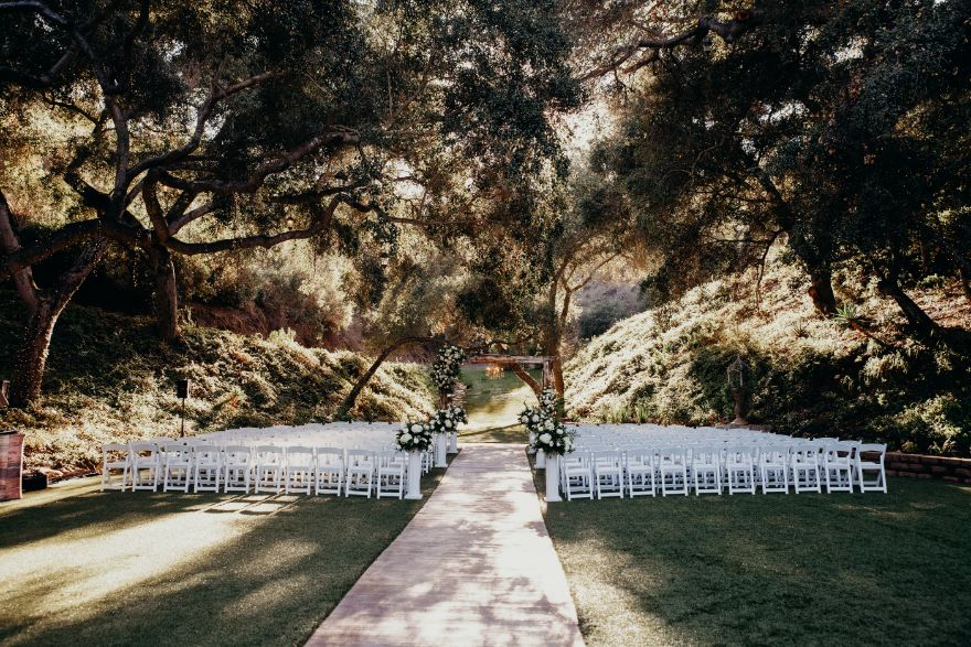22 Los Willows Fallbrook Wedding Venues Southern California San Diego