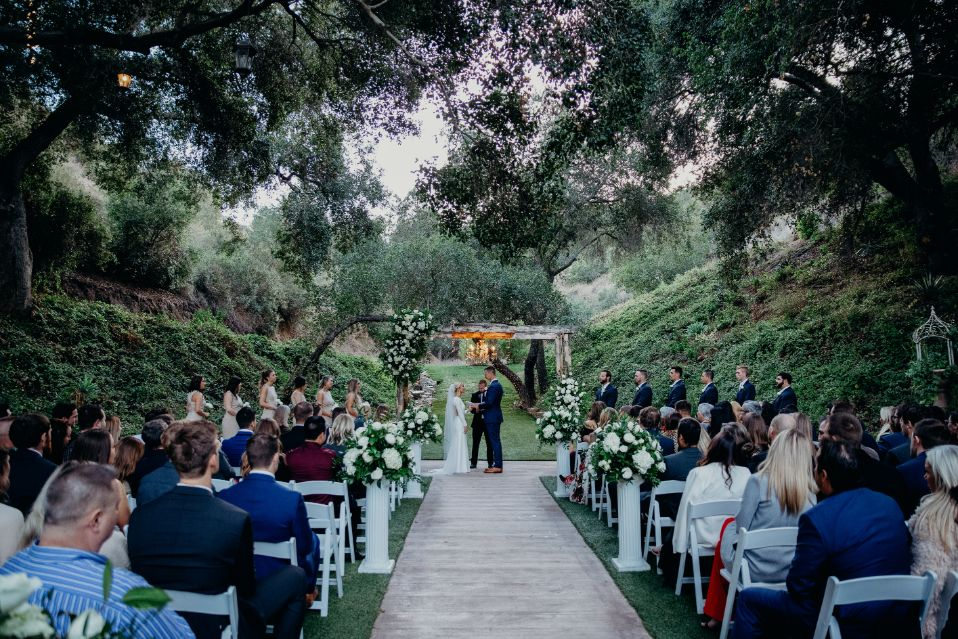 25 Los Willows Fallbrook Wedding Venues Southern California San Diego