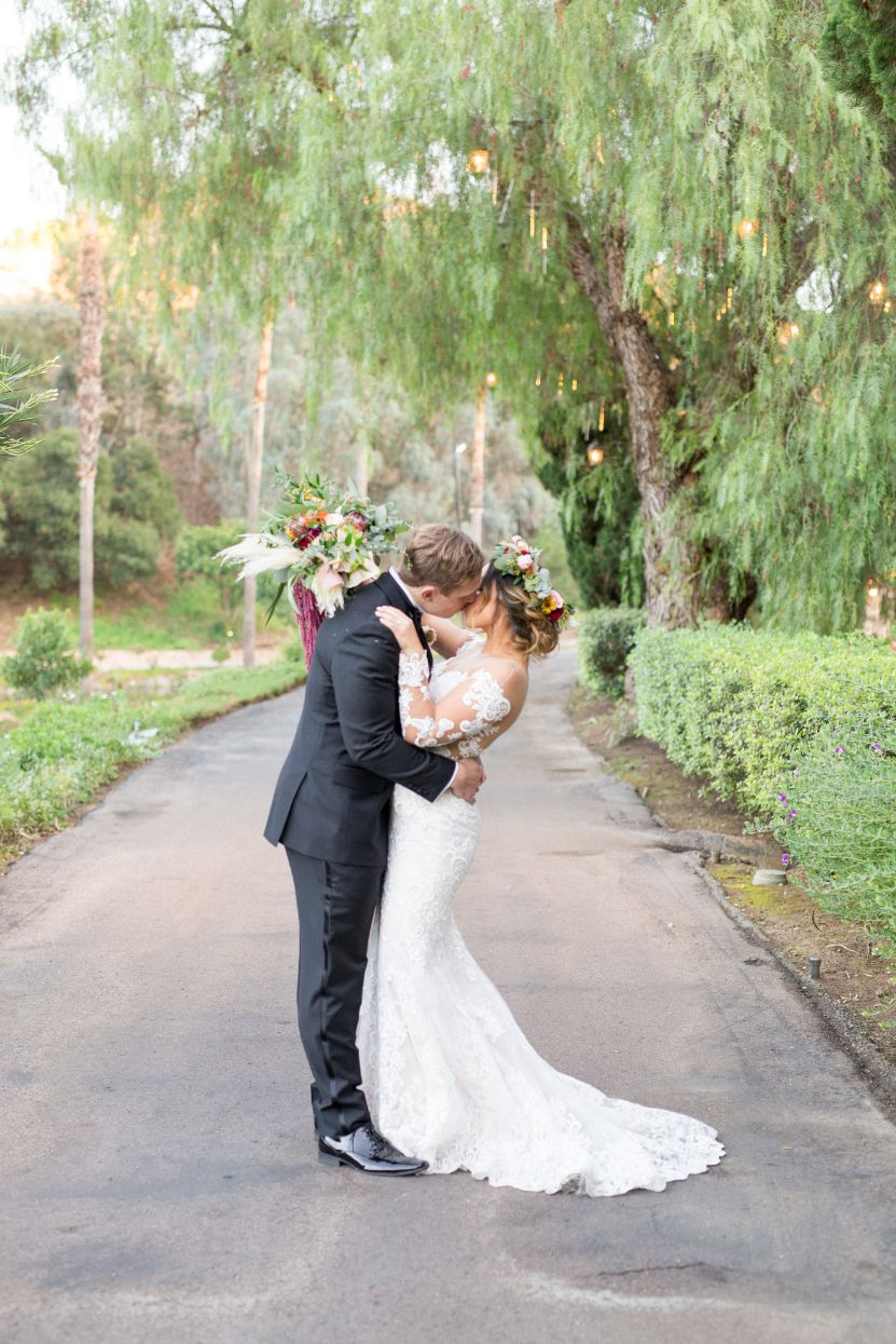43 Los Willows Fallbrook Wedding Venues Southern California San Diego