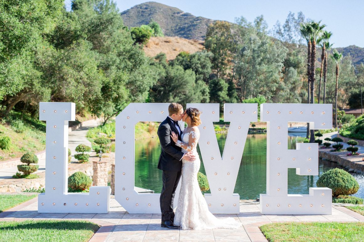 47 Los Willows Fallbrook Wedding Venues Southern California San Diego