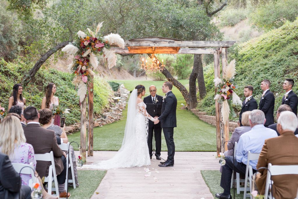 49 Los Willows Fallbrook Wedding Venues Southern California San Diego
