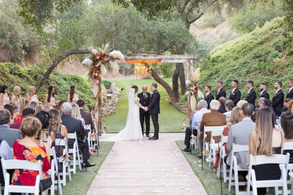50 Los Willows Fallbrook Wedding Venues Southern California San Diego