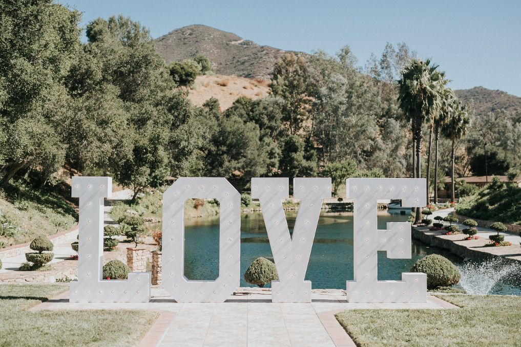 61 Los Willows Fallbrook Wedding Venues Southern California San Diego