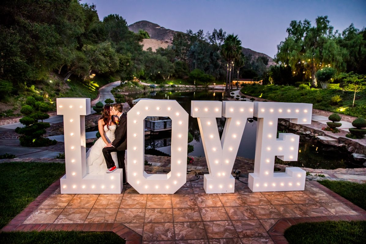 65 Los Willows Fallbrook Wedding Venues Southern California San Diego