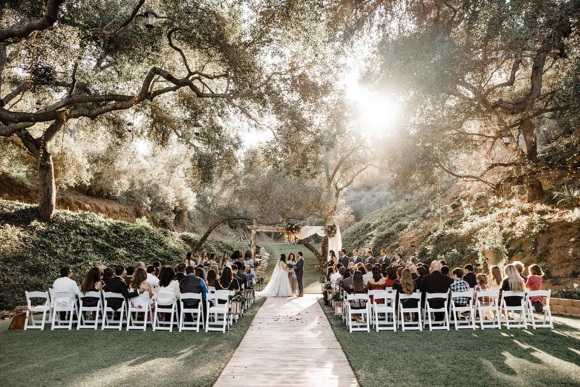 68 Los Willows Fallbrook Wedding Venues Southern California San Diego