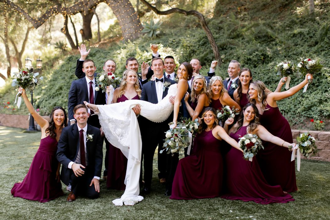 78 Los Willows Fallbrook Wedding Venues Southern California San Diego