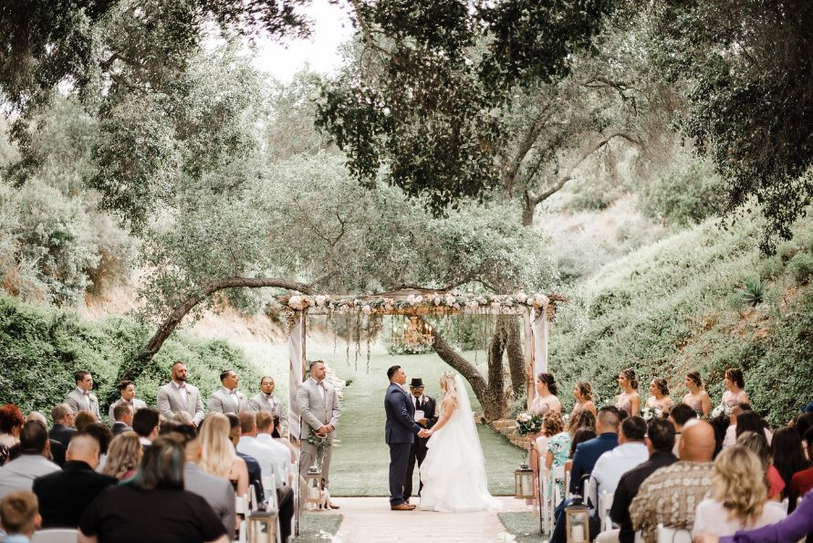 84 Los Willows Fallbrook Wedding Venues Southern California San Diego
