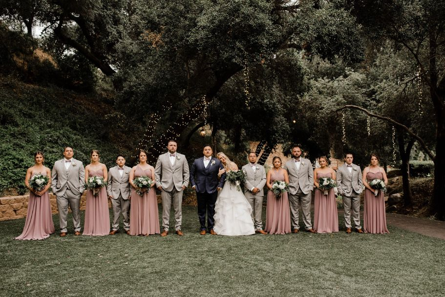 88 Los Willows Fallbrook Wedding Venues Southern California San Diego