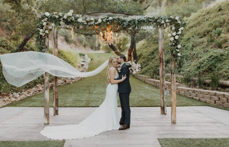 BrideGroom QuinnMackenzie 2019 LosWillows