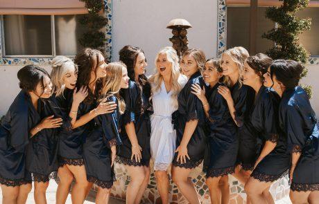 Bridesmaids2 NicoleBrandon MakennaBryleePhotography 2019 LosWillows